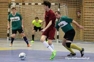 Żukowska Liga Futsalu. Budmax i Top Trans wciąż wygrywają, zwycięstwo 19:1 w I lidze