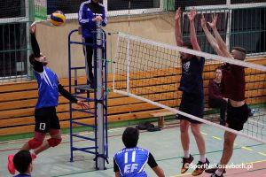 Nasz Dach uległ Benefitowi Volley w Pomorskiej Lidze Piłki Siatkowej. Za tydzień znów zagra u siebie