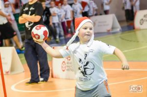 Artur Siódmiak Camp i Mikołajkowy Turniej Piłki Ręcznej już 9 grudnia w Kiełpinie