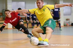 Kartuska Halowa Liga Piłki Nożnej. FC umacnia się na prowadzeniu, remisy w czołówce