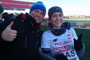 Julia Dias z GKS-u Żukowo zadebiutowała w przełajowych mistrzostwach Europy