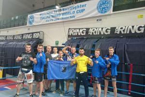 Rebelia Kartuzy wróciła z 12 medalami z Pucharu Świata w Kick – boxingu w Rimini 2016
