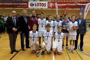 Radunia Stężyca wygrała trzy turnieje w jeden weekend - w Miastku, Jezierzycach i Somonnie