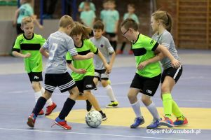 Żukowska Liga Futsalu Junior. GKS Żukowo, GKS Przodkowo i AP Gdynia liderami po dwóch turniejach
