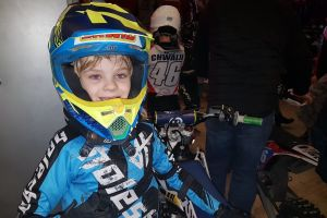 Dawid Zaremba zakończył sezon 2017. Młody motocrossowiec z sukcesami sprawdził się w wyższej klasie