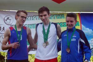 Tomasz Kurowski i Agata Kotłowska z GKS-u Żukowo medalistami Mistrzostw Polski LZS 2016