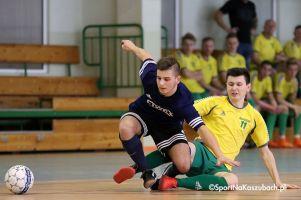 Kartuska Halowa Liga Piłki Nożnej. Słońce - Markbud i inne mecze 5. kolejki