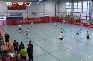 FC Kartuzy o włos od medalu Młodzieżowych Mistrzostw Polski w Futsalu