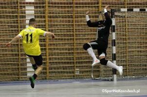 Żukowska Liga Futsalu. Coraz większa przewaga Top Transu po remisie Budmaksu z Elas - Polem