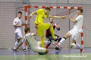 FC Kartuzy - Gatta Zduńska Wola. Wicemistrz Polski zagra sparing w Kiełpinie