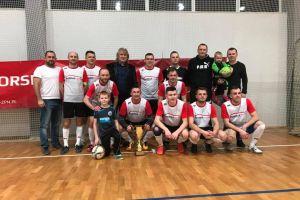 Budmax Przodkowo wygrał Halowy Puchar Polski na szczeblu Pomorskim 2017 w Bojanie