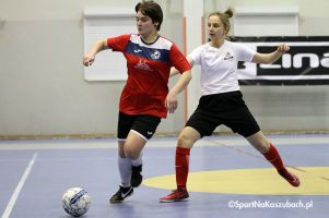 B - Day GKS Żukowo Ladies Cup. Lew Lębork, Jastrząb Malbork i GKS Żukowo na podium