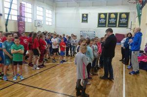 Szkoły z gminy Kartuzy zagrały w eliminacjach Igrzysk Dzieci w Usportowionych Dwóch Ogniach