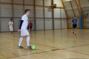 Somonińska Liga Piłki Nożnej Halowej. Świetny mecz na szczycie ozdobą 4. kolejki