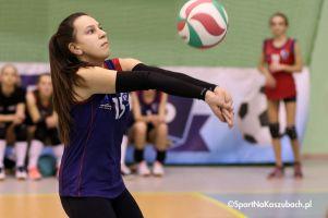 Przodkowska Liga Piłki Siatkowej Kobiet. Pierwsza kolejka 2018 roku i ostatnia pierwszej rundy