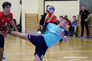 GKS Cartusia Kartuzy - SPR Wybrzeże II Gdańsk. Liderzy górą w meczu na szycie ligi juniorów młodszych