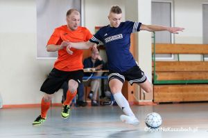 Kartuska Halowa Liga Piłki Nożnej. W niedzielę pierwsze mecze 2018 roku, w tym FC Kartuzy - Słońce Kartuzy