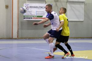 Żukowska Liga Futsalu wraca po przerwie. Elas Pol spróbuje zatrzymać Toporka