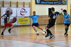 Halowa Liga Piłki Nożnej Sierakowice 2017/2018. We - Met pokonał Brzeskich w meczu na szczycie