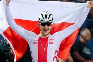 Szymon Sajnok zwycięzcą światowego rankingu torowego UCI w konkurencji omnium