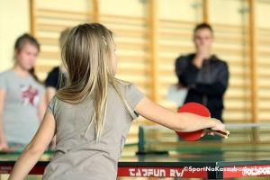 Ruszają Powiatowe Turnieje Tenisa Stołowego w Miechucinie. Już w ten piątek zagrają najmłodsi
