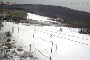 Ośrodek narciarski Wieżyca - Koszałkowo od środy ponownie otwarty