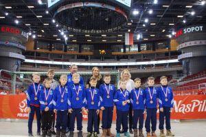 Juniorzy Raduni Stężyca zagrali w turniejach Amber Cup i Lipusz Cup