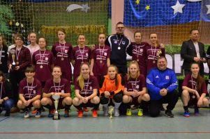 GKS Żukowo na drugim miejscu w turnieju Przodkowo Cup 2018 Kobiet