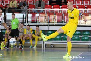 FC Kartuzy - Constract Lubawa na początek drugiej rundy w I lidze futsalu