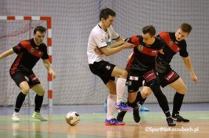 FC Kartuzy - Constract Lubawa. W meczu dwóch czołowych ekip I ligi lepsi goście