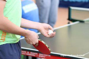 Powiatowe Turnieje Tenisa Stołowego w Miechucinie. W sobotę pierwsze klasyfikacyjne zawody kadetów