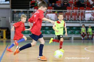 Junior Futsal Liga w Kiełpinie. Zespoły rozpoczęły drugą kolejkę spotkań