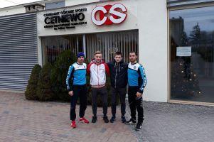 Zapaśnicy Cartusii Kartuzy rozpoczęli sezon zgrupowaniem kadry narodowej seniorów w Cetniewie