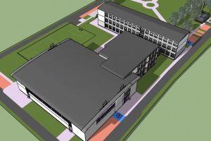 Budujemy Halę Marzeń w Kartuzach. Kolejna w Brodnicy Górnej