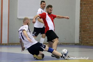 Żukowska Liga Futsalu. Ogromna niespodzianka w meczu Top Trans Toporek - KS Chwaszczyno