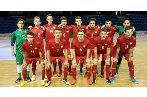 Kacper Paninski, Oskar Menard i Paweł Piór zadebiutowali w reprezentacji Polski U21