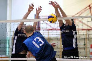 Liderzy Kartuskiej Amatorskiej Ligi Piłki Siatkowej nieoczekiwanie pogubili punkty