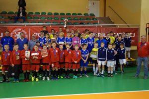 Młodzi piłkarze Raduni na podium kolejnego turnieju Lotos Griffin Cup, tym razem w Stężycy