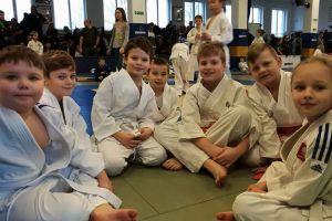 Sekcja judo GKS-u Żukowo rozpoczęła sezon na Otwartych Mistrzostwa Gdyni Dzieci 2018