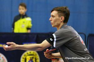 Tenisiści stołowy Lisa Sierakowice z drugim zwycięstwem w rewanżach