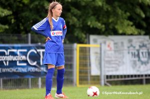 Julia Formela z Raduni Stężyca powołana na konsultację reprezentacji Polski U15