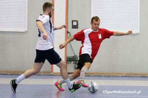 Żukowska Liga Futsalu. Rozgrywki coraz bliżej ostatecznych rozstrzygnięć