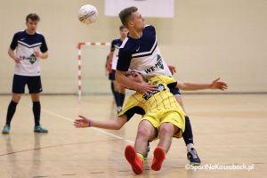 We - Met wygrał mecz na szczycie z Kamieniarstwem i jest o krok od mistrzostwa ligi w Sierakowicach