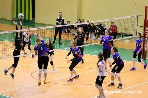 Wieżyca 2011 Stężyca przegrała pierwszy mecz finałów pomorskiej ligi juniorek w siatkówce