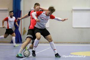 Dziś mecz Top Trans Toporek - Budmax Przodkowo o mistrzostwo Żukowskiej Ligi Futsalu