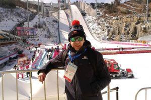 Piotr Meissner, pochodzący z Kartuz komentator TVP, będzie relacjonował igrzyska w Pjongczangu