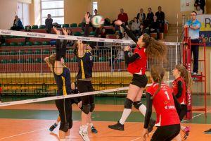 Porażki Wieżycy 2011 Stężyca w pierwszych meczach finałów Mistrzostwa Pomorza Kadetek w Siatkówce