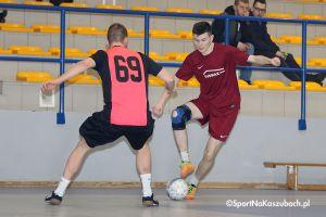 Żukowska Liga Futsalu. Niedziela z ostatnią kolejką I i II ligi oraz przedostatnie mecze superligi