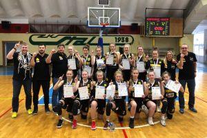 Pomorze wygrało Ogólnopolską Olimpiadę Młodzieży w Koszykówce Dziewcząt 20018. Zawodniczki z Kaszub z nagrodami