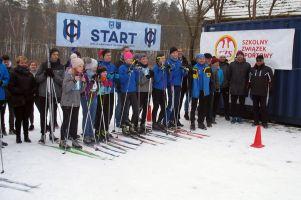 Igrzyska w narciarstwie biegowym w Kartuzach. Dominacja gospodarzy na trasach Cartusia Ski Arena